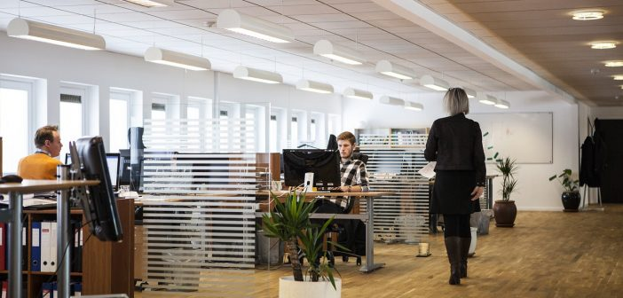 Positive energy in the workplace